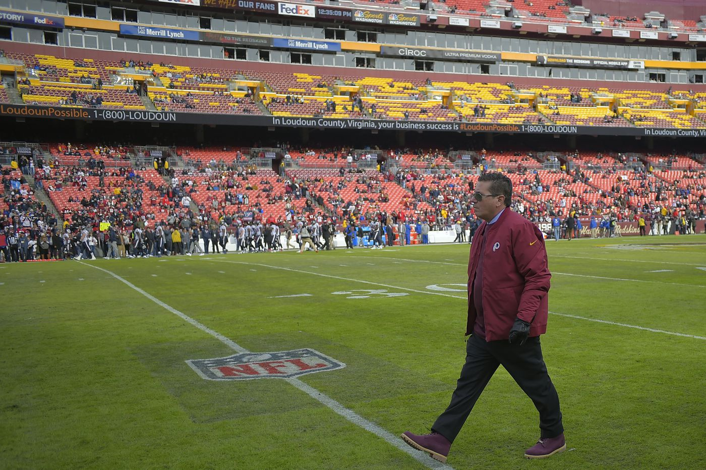 Washington Football Team owner Daniel Snyder reportedly had lewd video of cheerleaders made