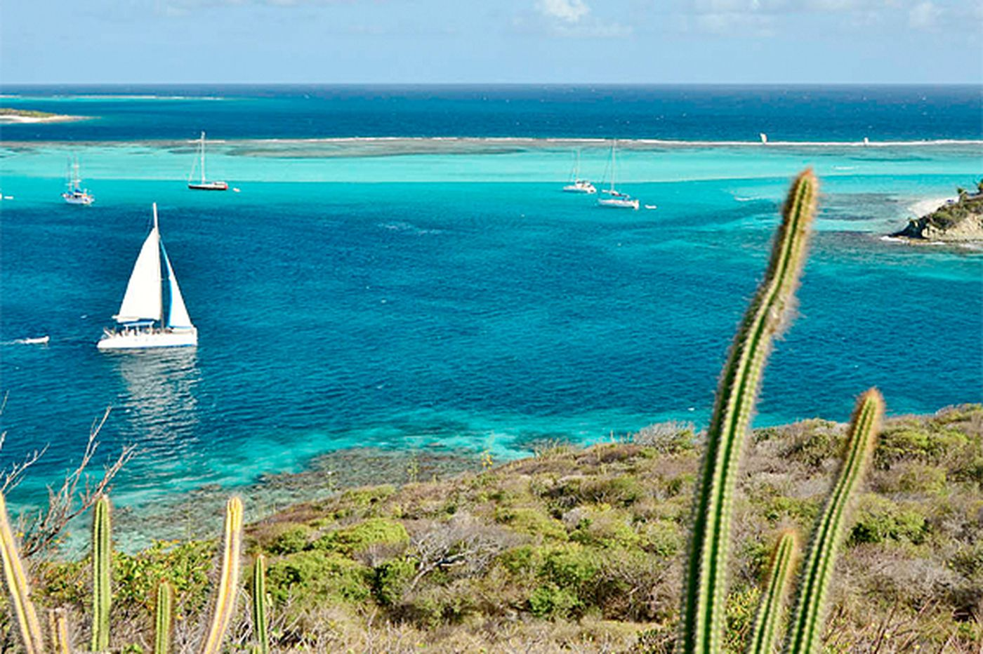 The must-sail Grenadines