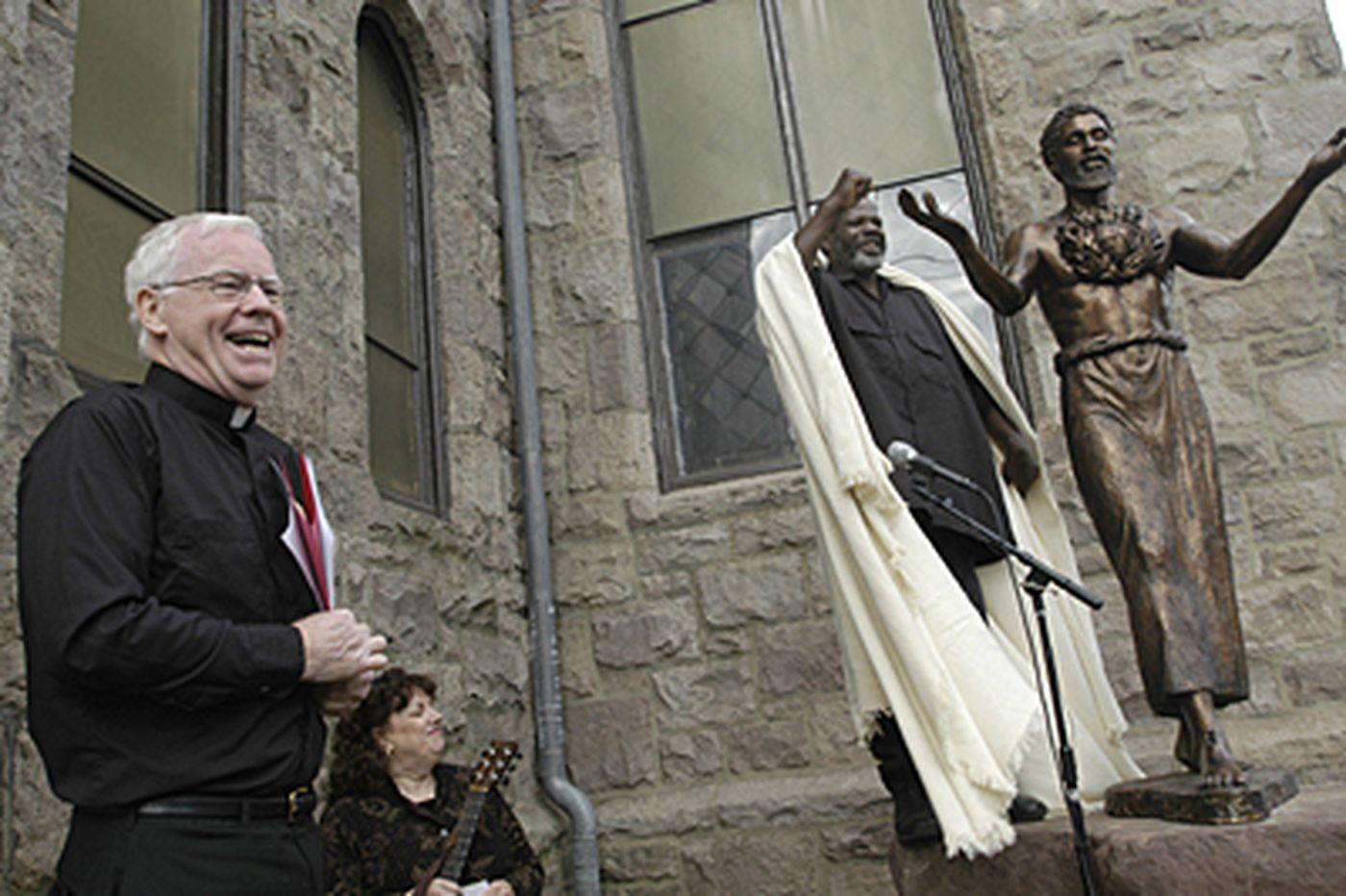 Monica Yant Kinney: Film portrays Camden's rebel priest
