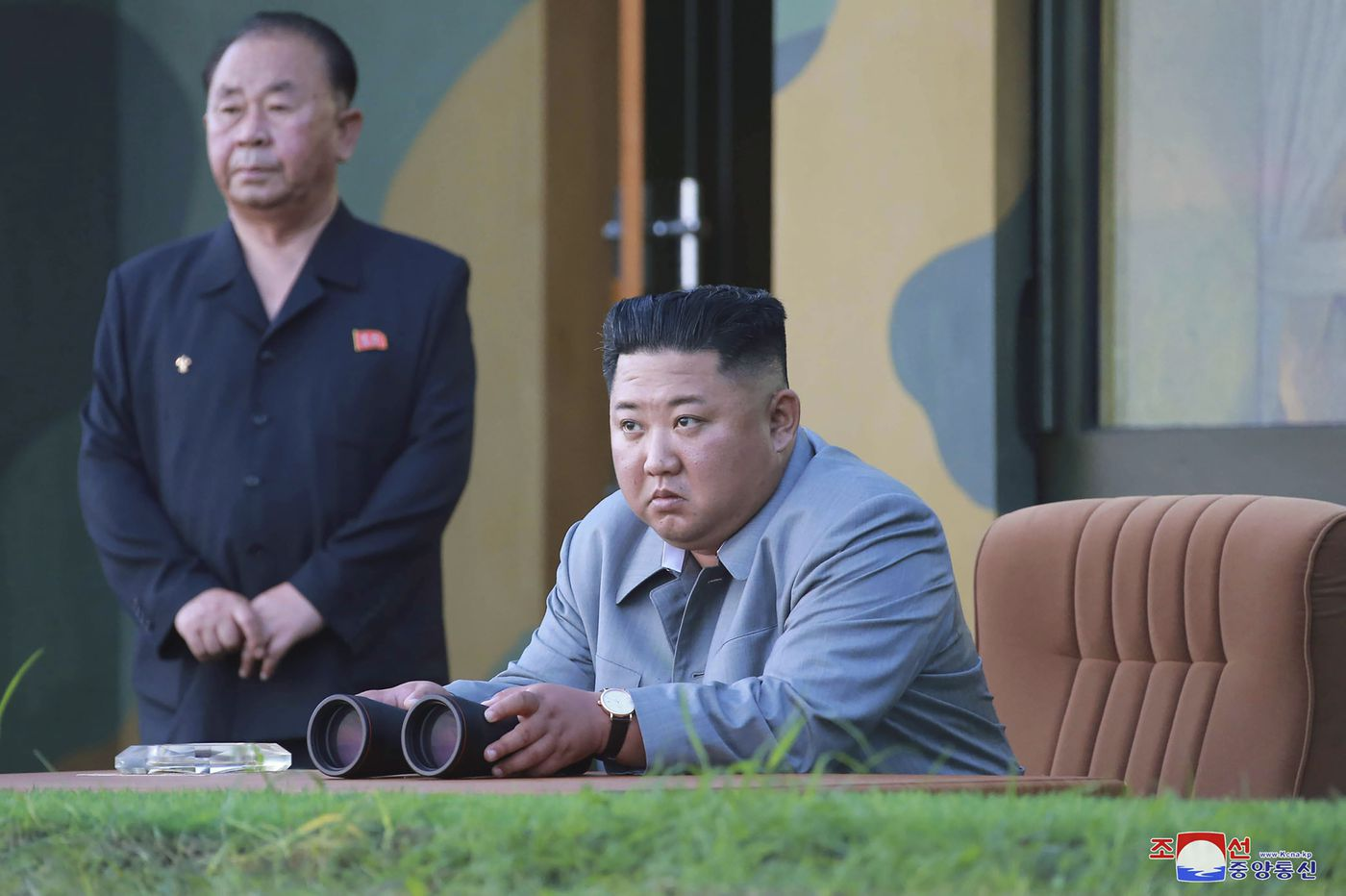 North Korea fires 2 missiles into sea in likely protest of drills