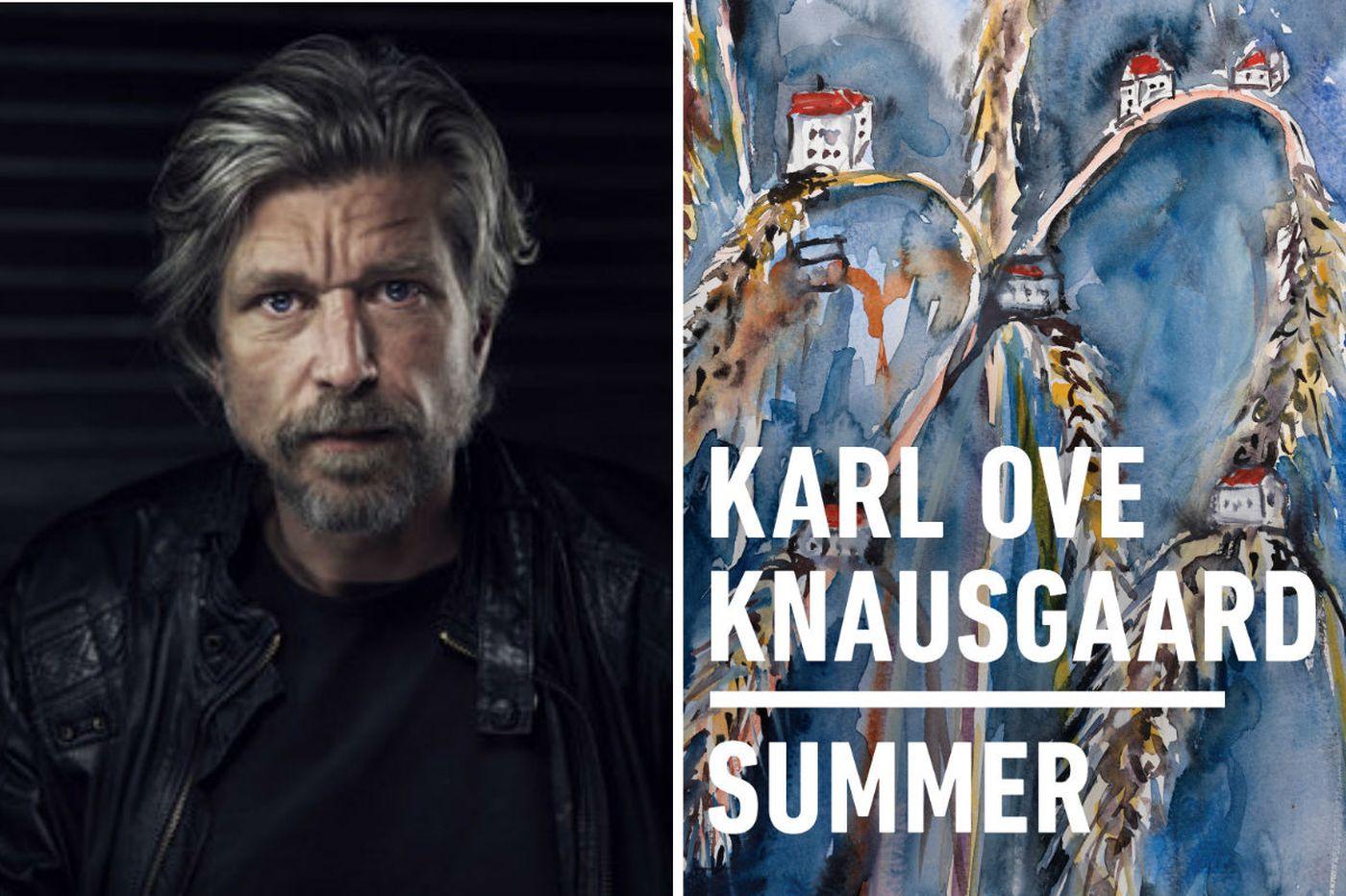 'Summer' by Knausgaard: Final book of four seasons for a daughter