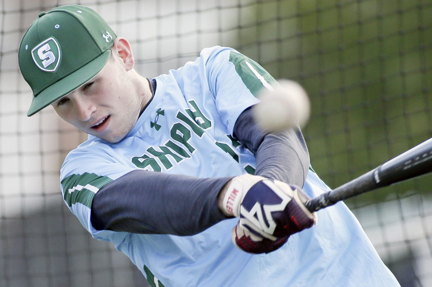 Gerard Sweeney leads talented Shipley as hard-hitting third baseman