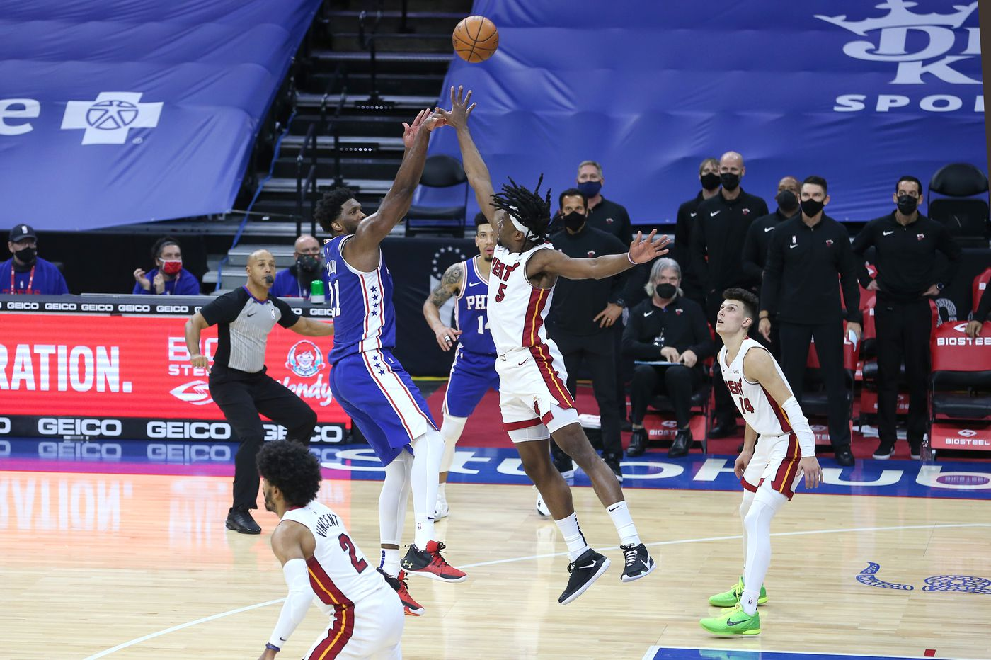 Three reasons the Sixers won in overtime against the Miami Heat