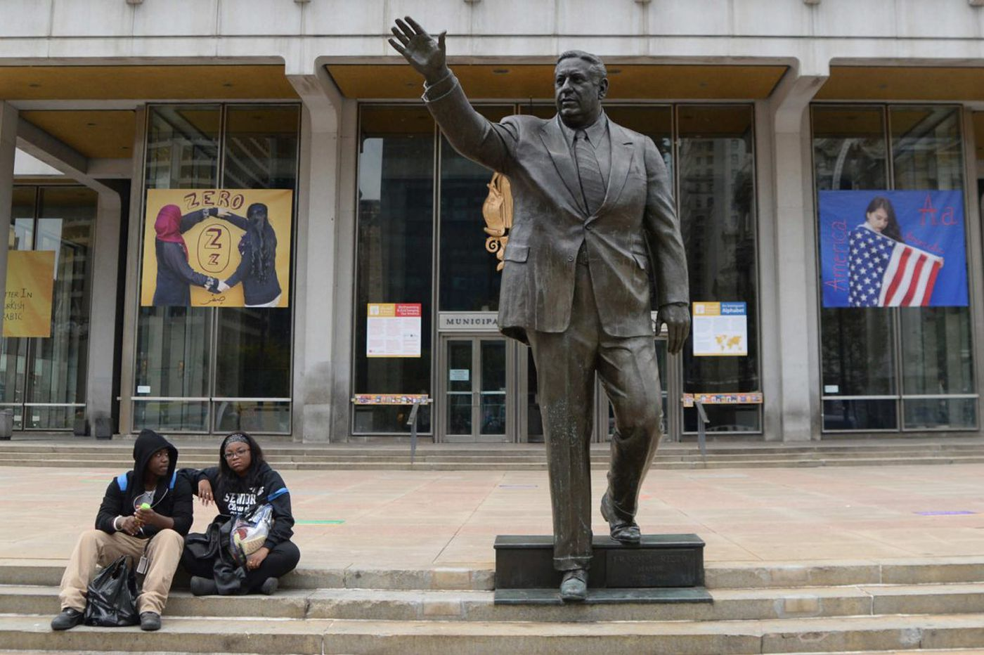 Philly police officer attacks critics of Rizzo statue in foul-mouthed Facebook comments