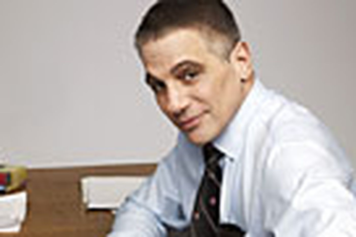 Ellen Gray: Tony Danza & 'Teach': On a learning curve