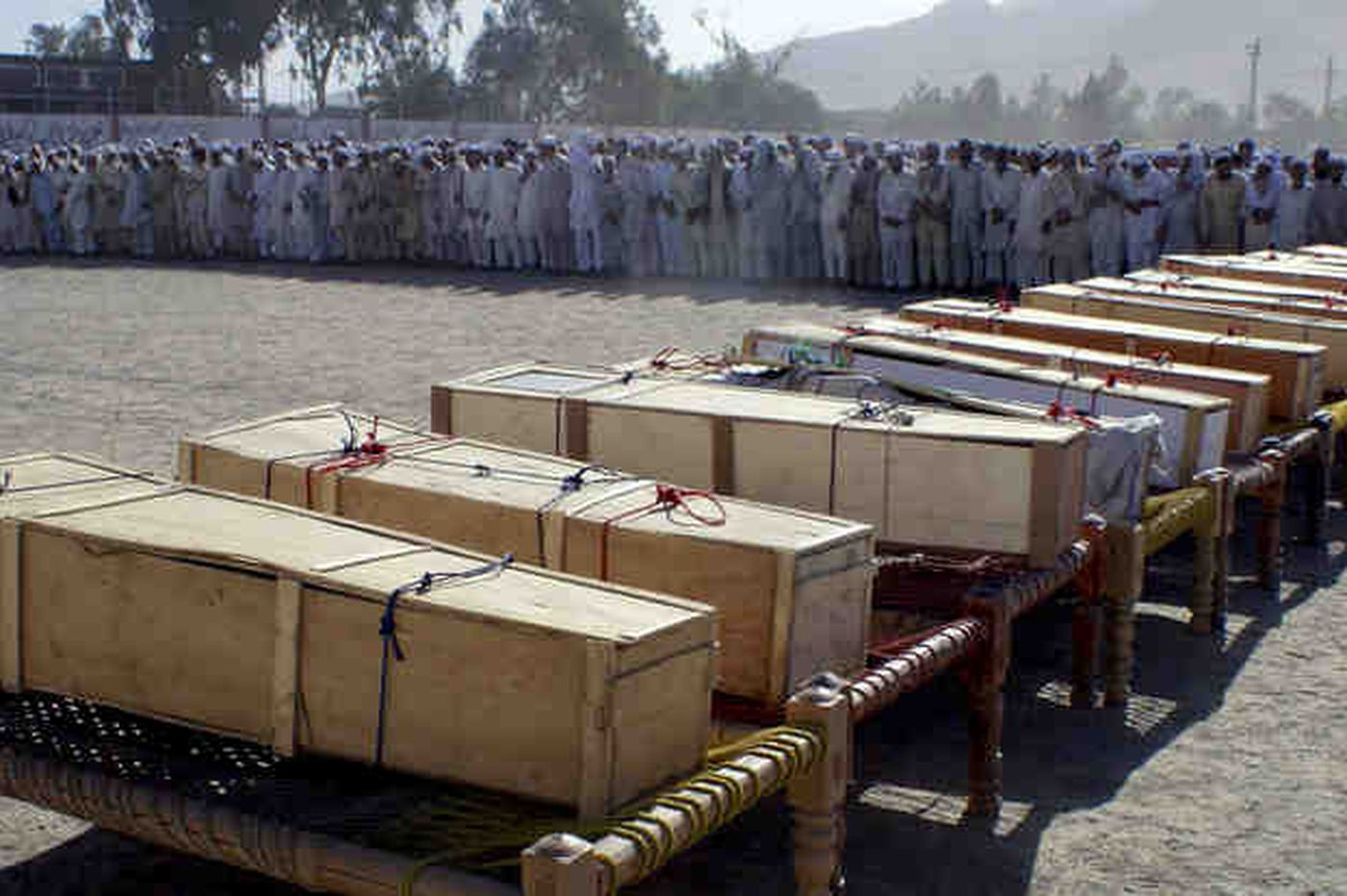 NATO tankers bombed in Pakistan; 15 die
