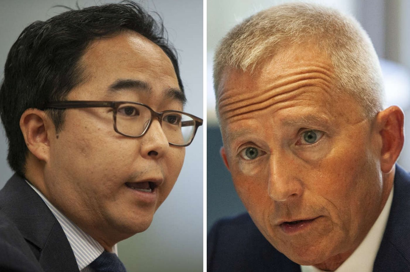 Why Democrats Chrissy Houlahan and Andy Kim shifted on impeachment and Jeff Van Drew didn't