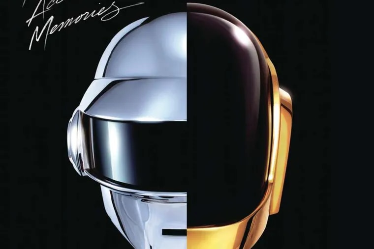 """Daft Punk: """"Random Access Memories"""""""