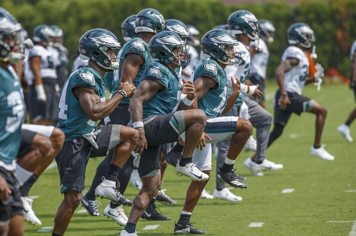 065f1a5dc Eagles 2018 roster  Breaking down the depth chart