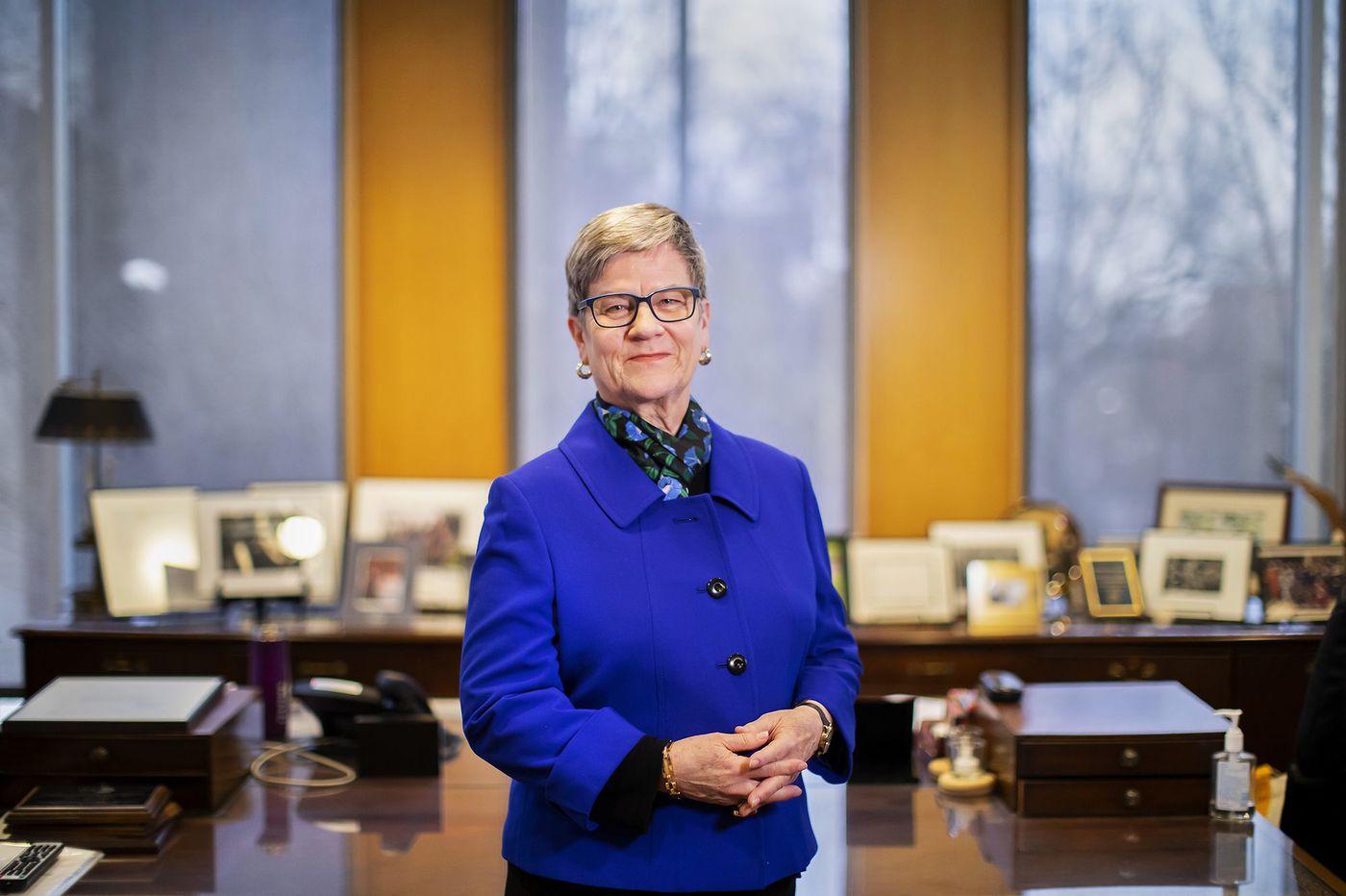 Penn's Kathleen Hall Jamieson wins National Academy of Sciences' biggest award