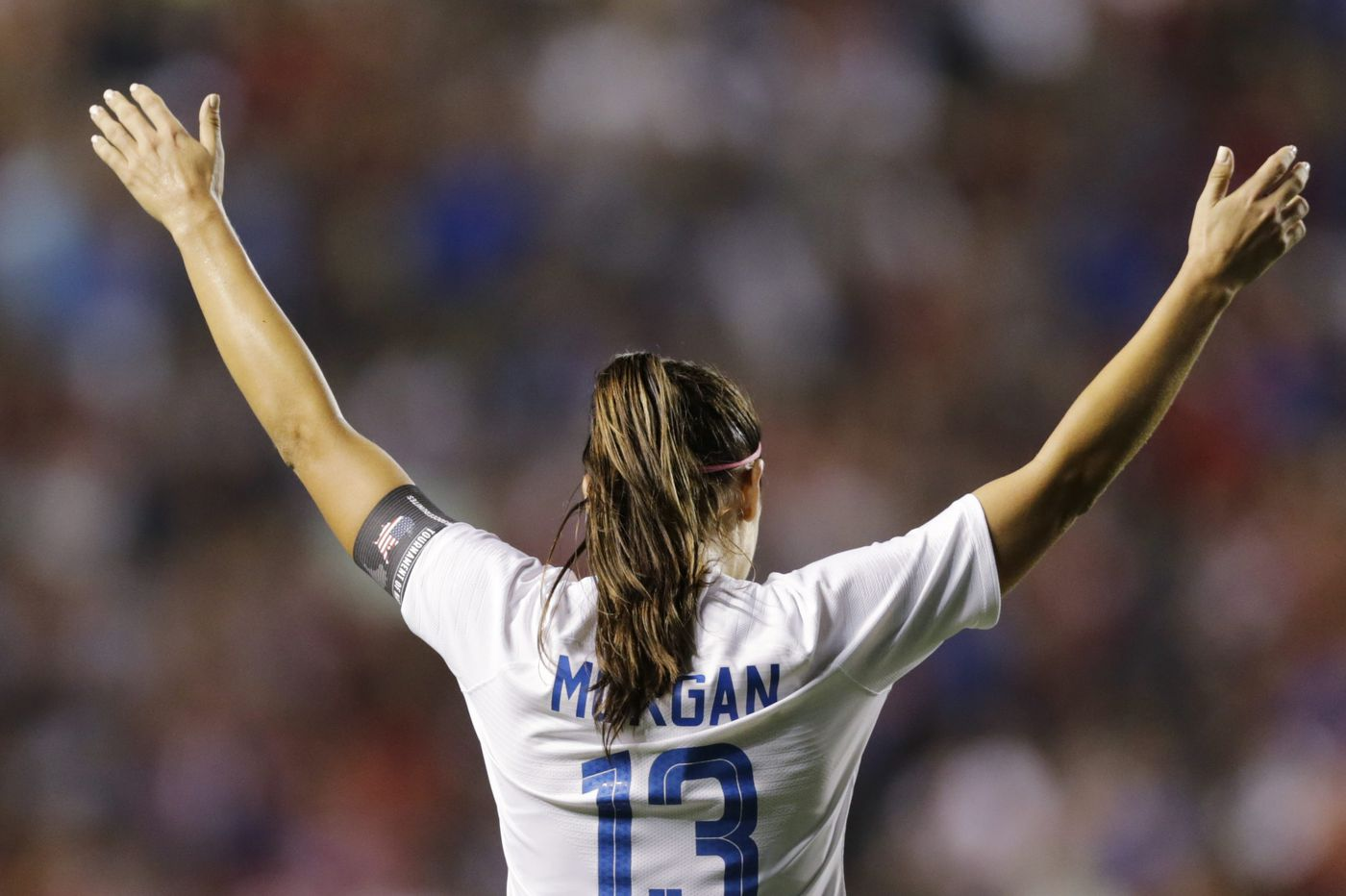Alex Morgan, Rose Lavelle lead USWNT to 7-0 World Cup qualifying win over Trinidad & Tobago