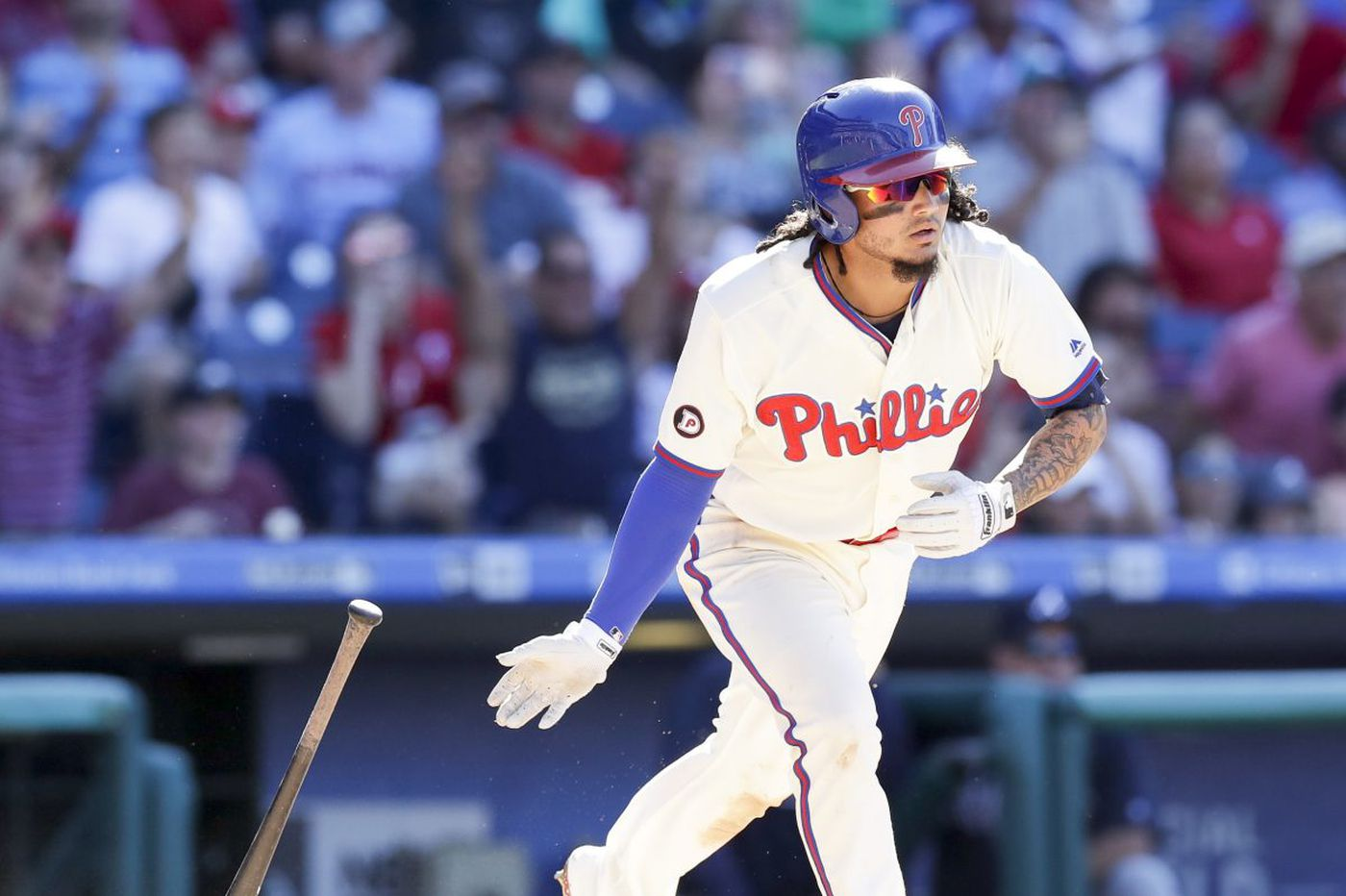 Vince Velasquez fires 7 shutout innings as Phillies walk off with win