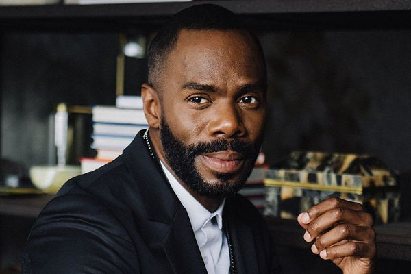West Philly's Colman Domingo was in gym class with Will Smith. Now he's acting opposite Viola Davis and directing his own play. In Malvern.