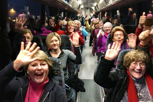 A day of marches - for women, resistance and self-determination