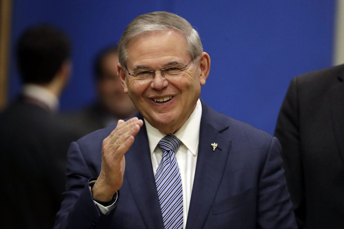 Sen. Bob Menendez 'severely admonished' by ethics committee