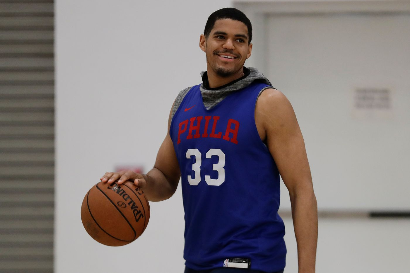 Sixers' Tobias Harris named finalist for NBA's Community Assist award