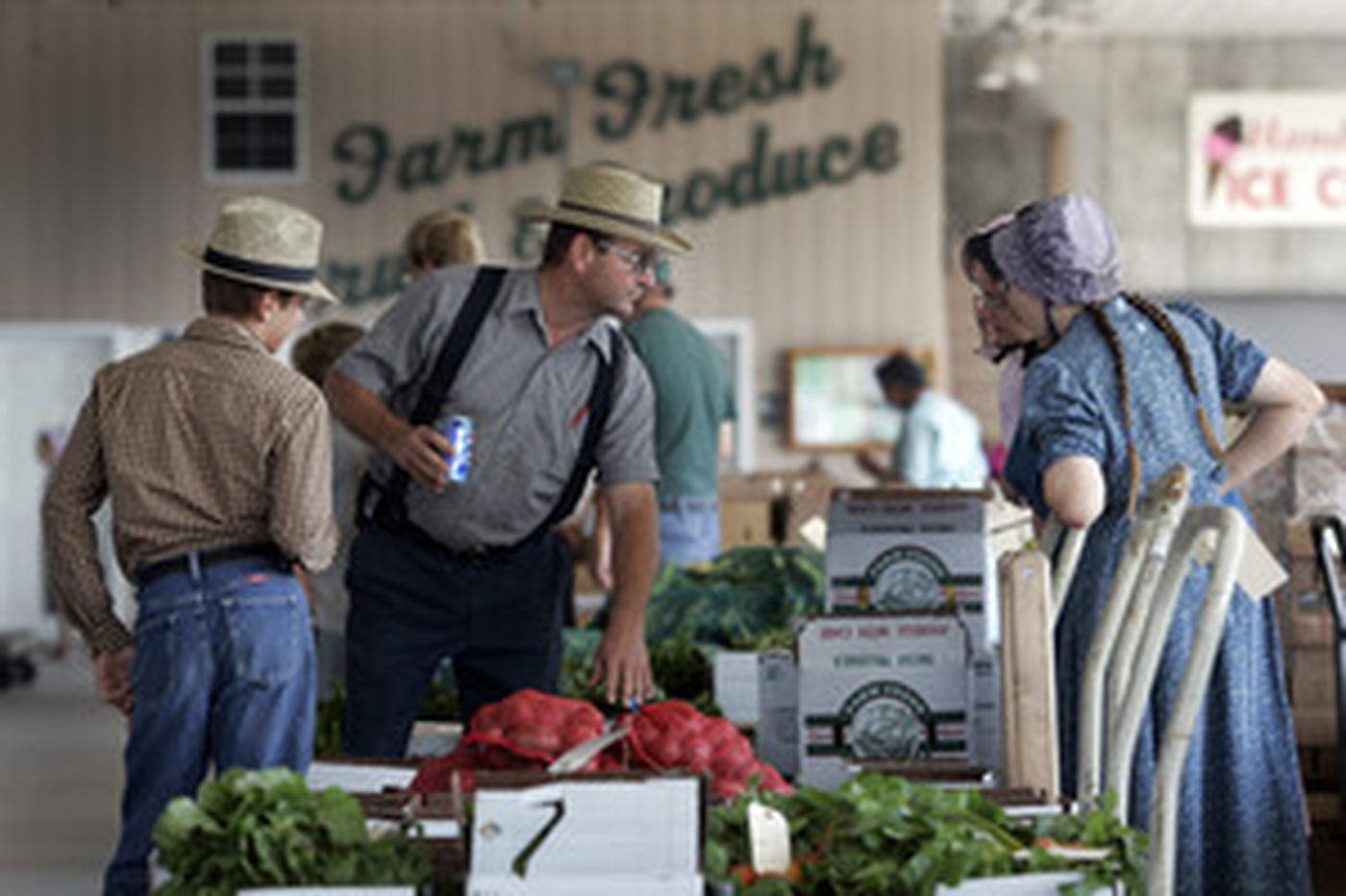 Growing pains for 'local grown' farmers