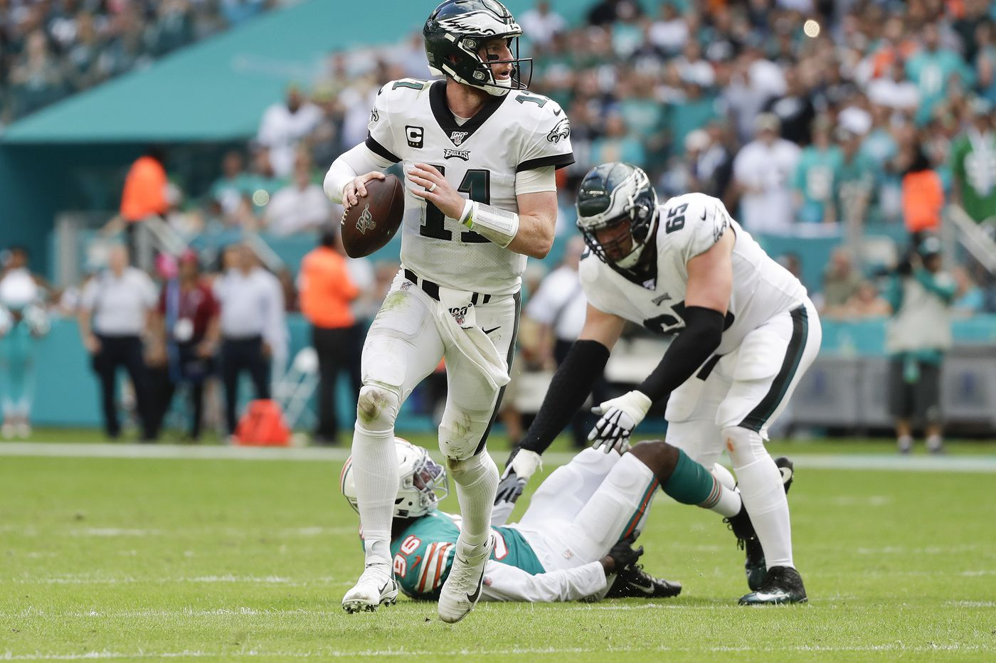 From Tom Brady to Nick Foles to John Elway, how notable quarterbacks fared in their first career playoff starts