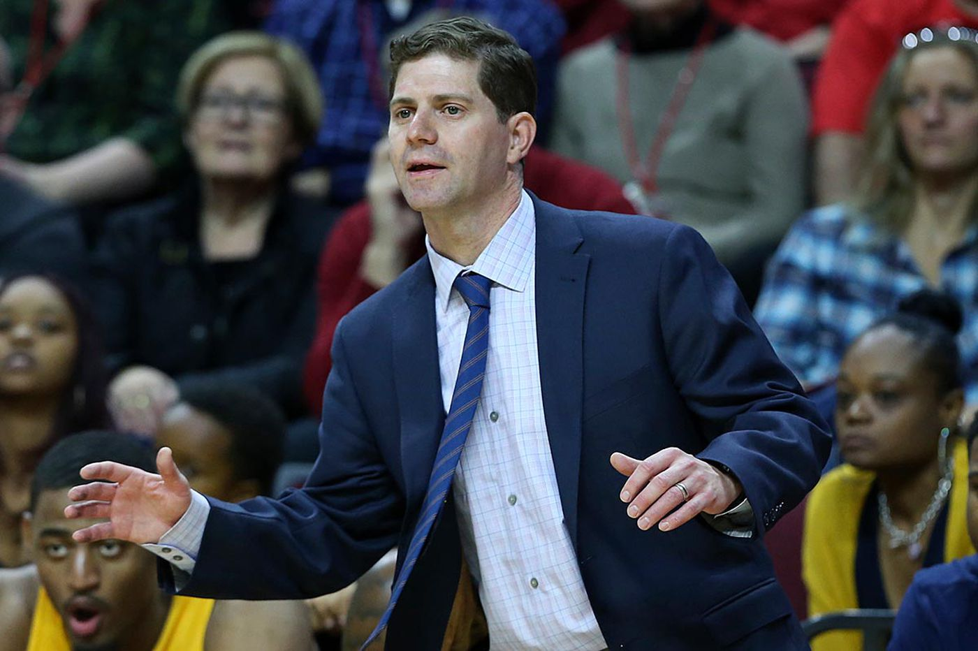 Drexel rallies to defeat Lafayette