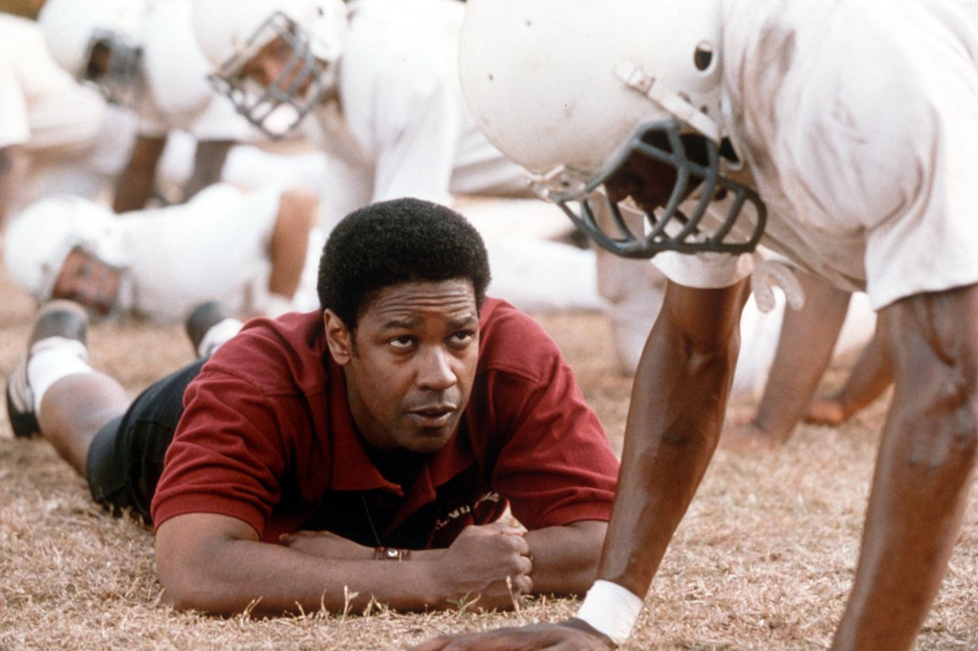 Let's all watch Denzel in 'Remember the Titans.' Then join Glen Macnow and Marcus Hayes for our One Movie, One Philly livestream.