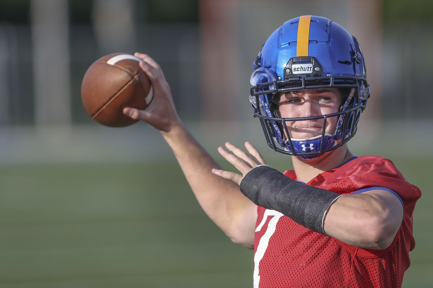 Football recruiting: Downingtown West's Will Howard finds 'home' with Carson Wentz's former coach