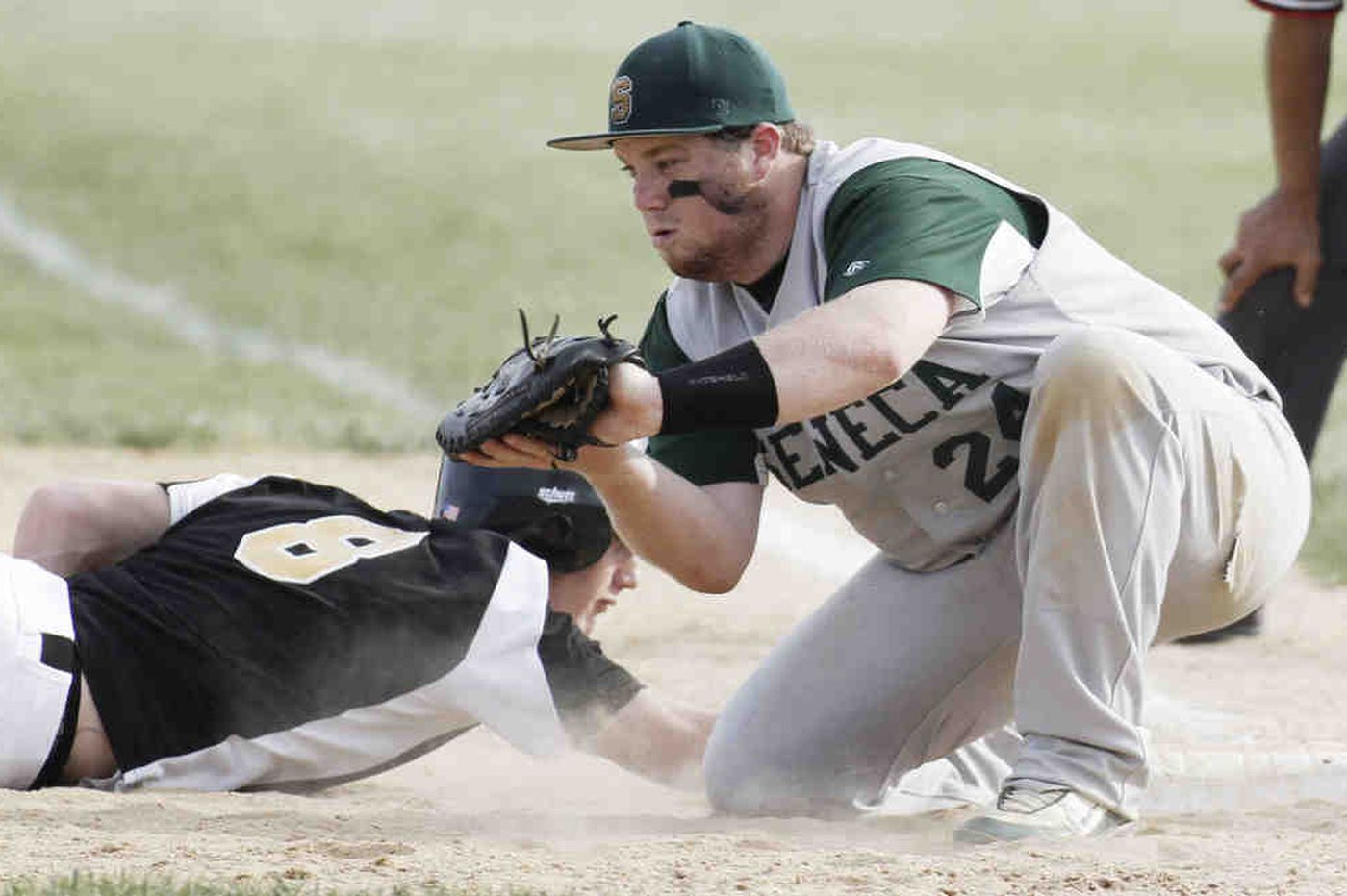 Seneca outscores Moorestown, 24-24, to win the South Jersey Group 3 baseball crown