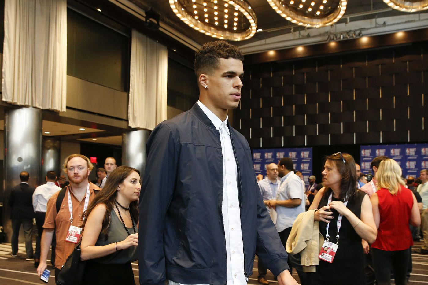 Michael Porter Jr. remains the mystery man of the NBA draft