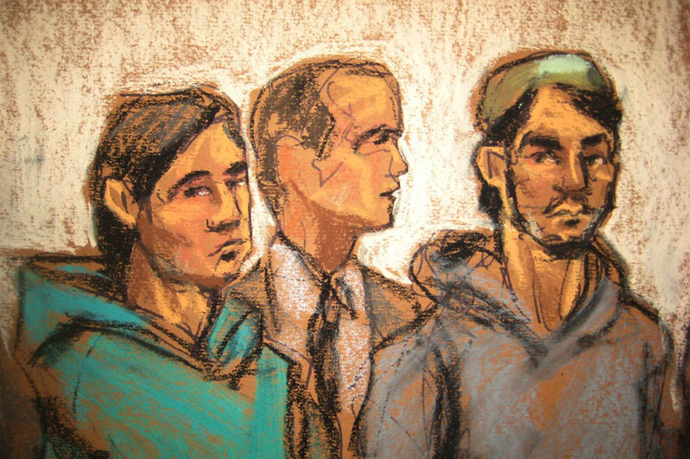 ISIS suspects had connections in Philly, Dover