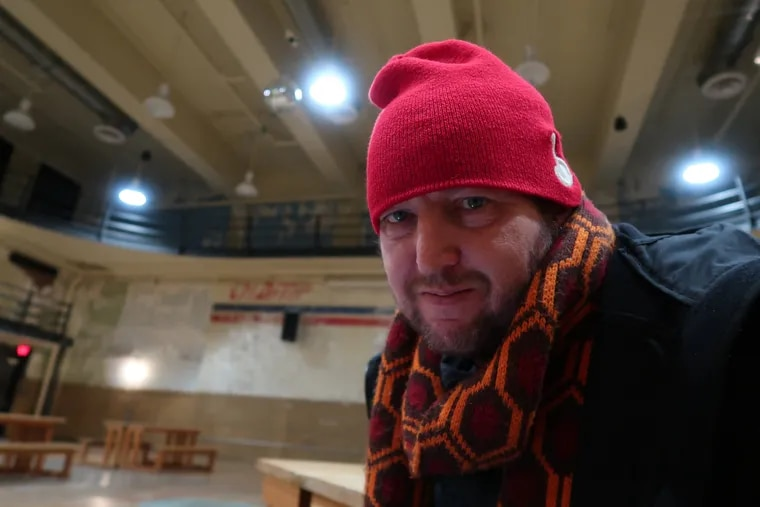 Bryan Dilworth in 2018.