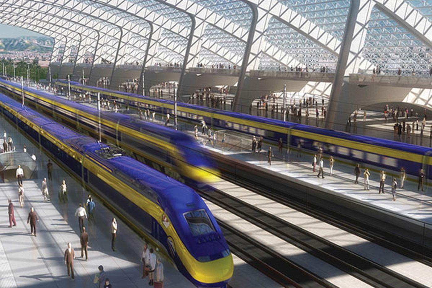 Amtrak boss urges higher speeds on Northeast Corridor