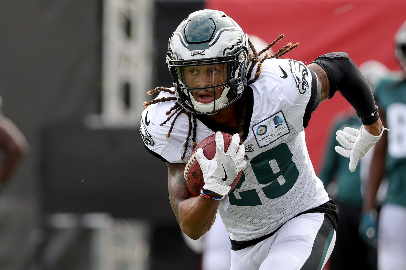 Why Avonte Maddox will play more safety this season for the Eagles | Early Birds
