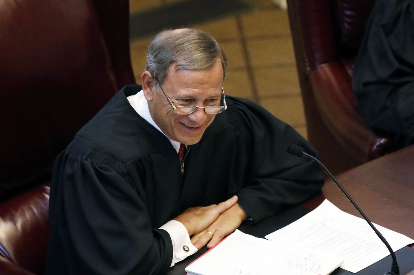 Chief Justice Roberts is wrong. We do have Obama judges and Trump judges. | Marc Thiessen