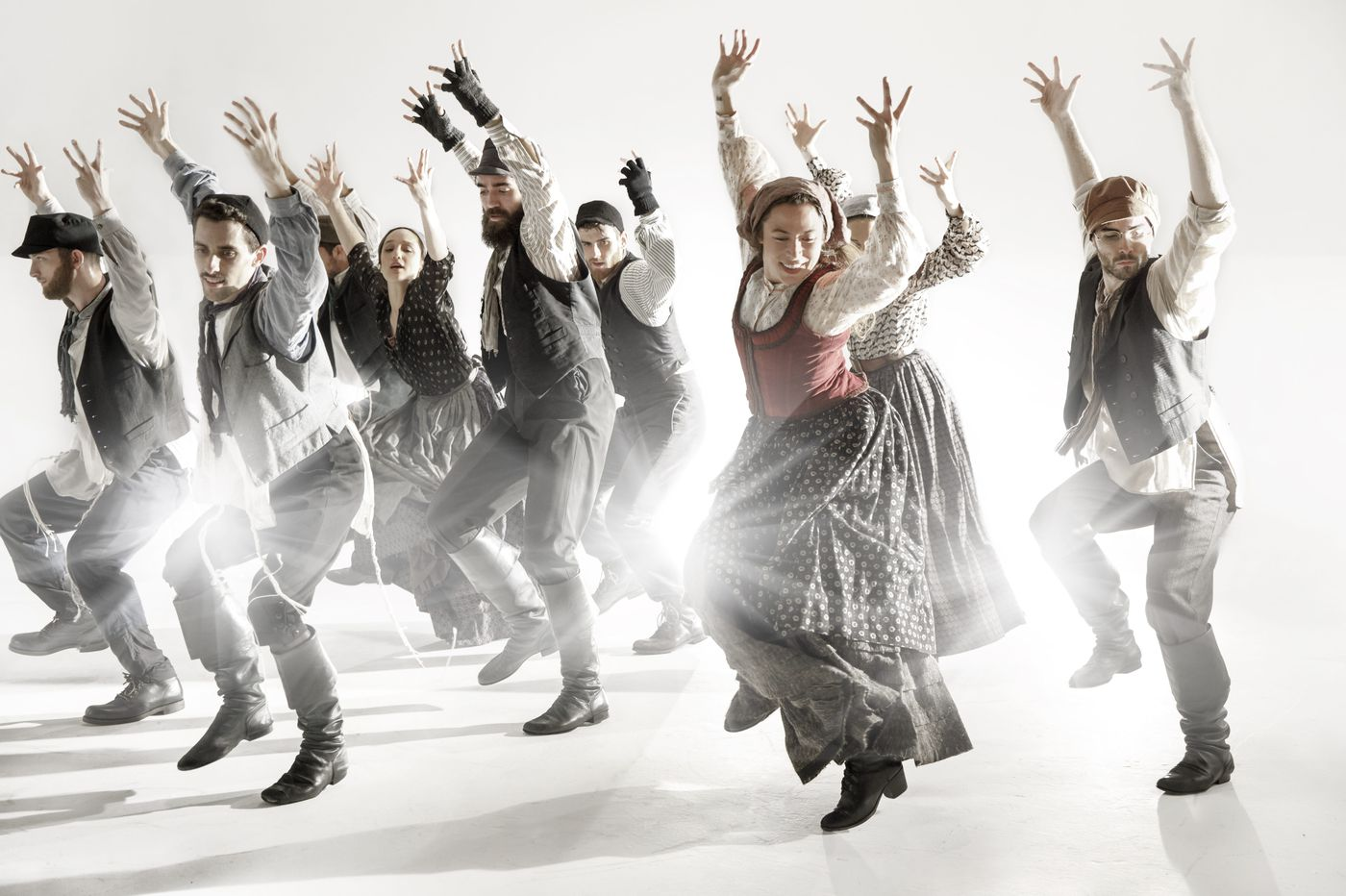 Philly fall theater: 'Once,' James Ijames, 'Fiddler on the Roof,' punk vampires, 'Matilda,' more