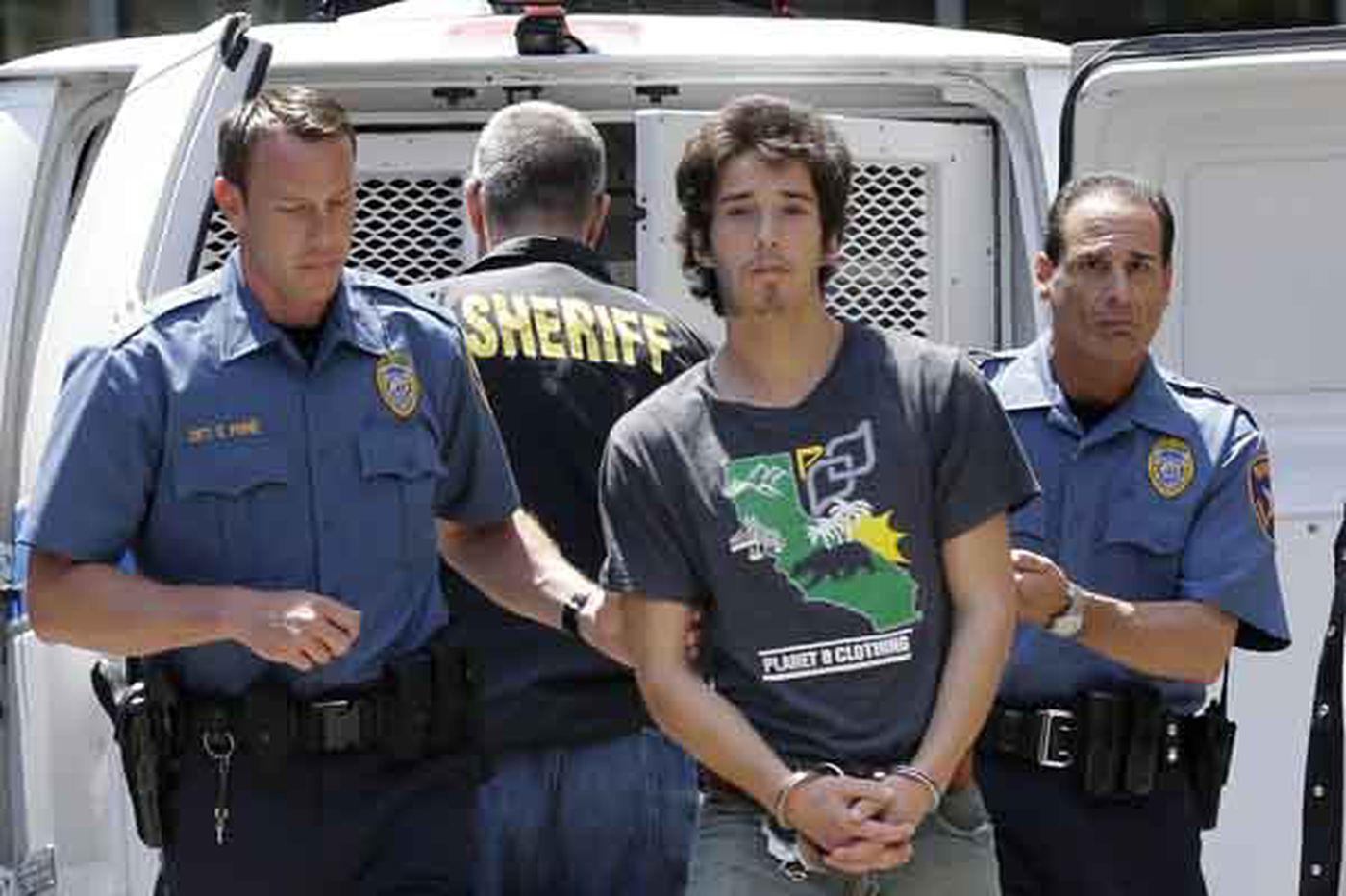 'Kai the Hatchet-Wielding Hitchhiker' convicted of killing elderly N.J. man