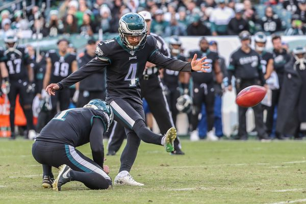 Eagles, Jake Elliott agree to five-year contract extension