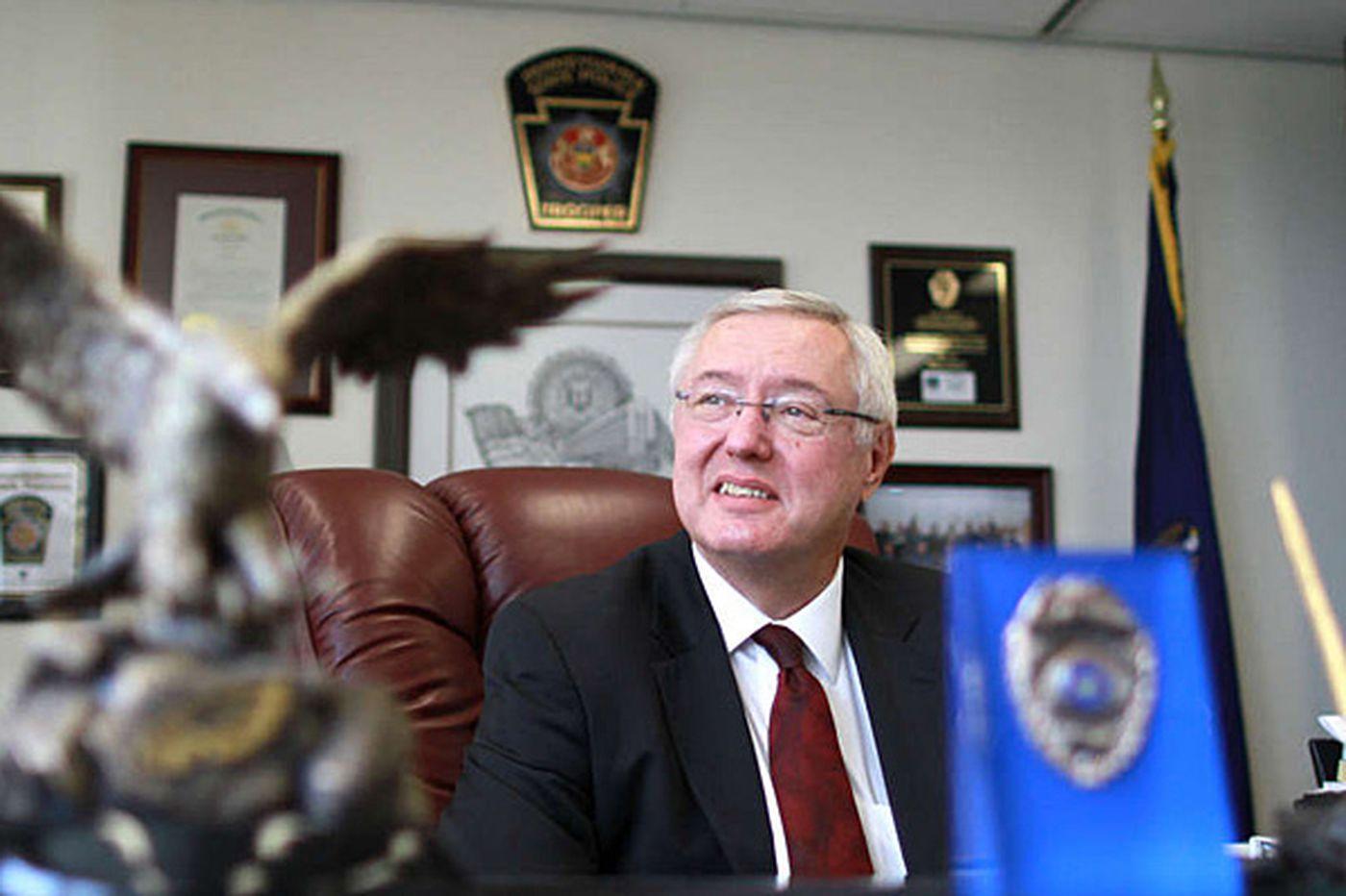 Pennsylvania's top cop stepped into some tough cases