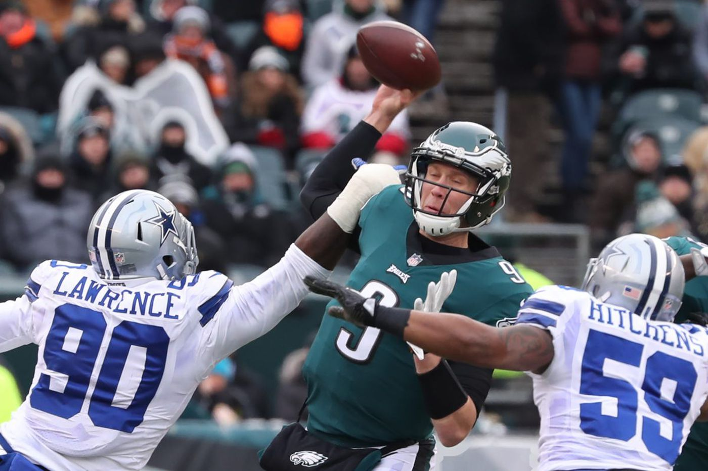 Eagles QB Nick Foles is better than what he's shown these last two games | Early Birds