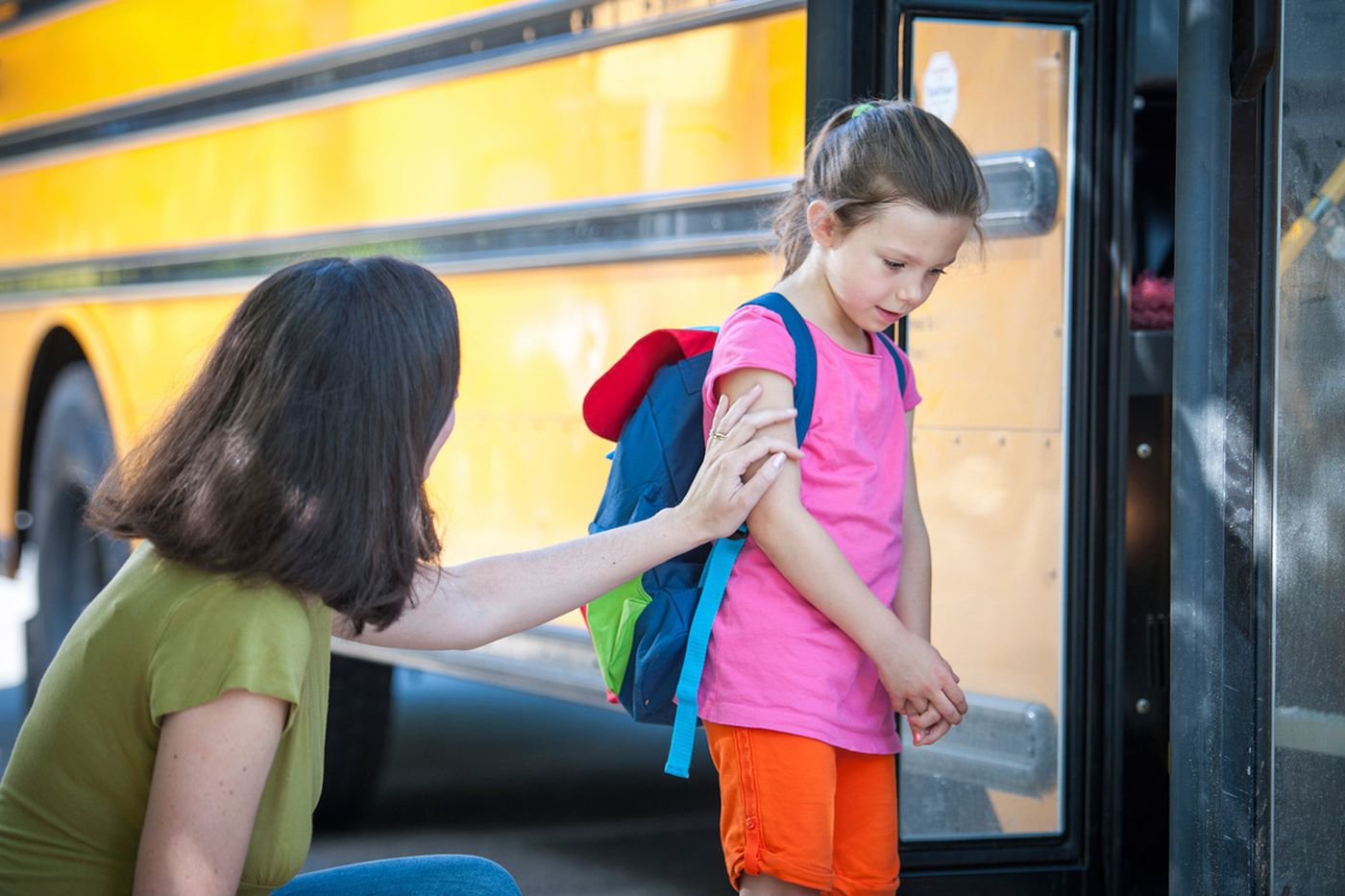 Returning to school: What if your child didn't have a good summer?