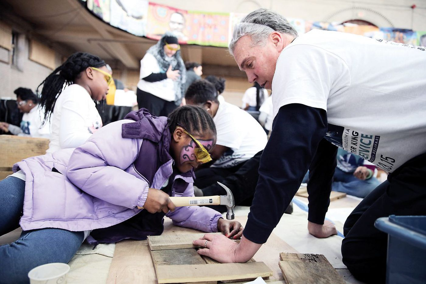 How to volunteer on Martin Luther King Jr. Day in Philadelphia and 11 other ways to celebrate