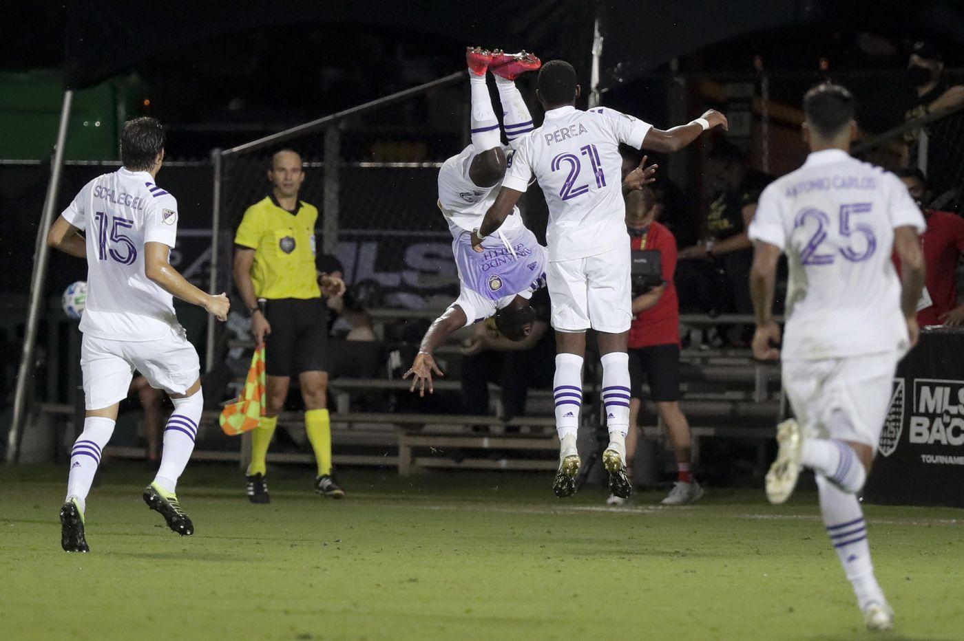 Nani leads Orlando City past Minnesota United, 3-1, and into MLS tournament final
