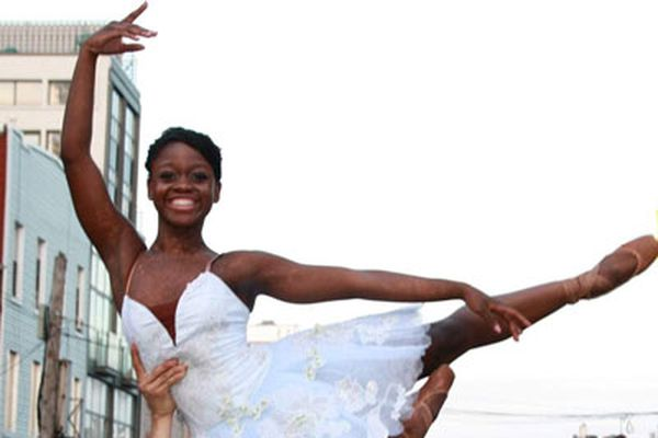 Dancer Michaela DePrince is a star of the ballet stage, screen, and 'DWTS'