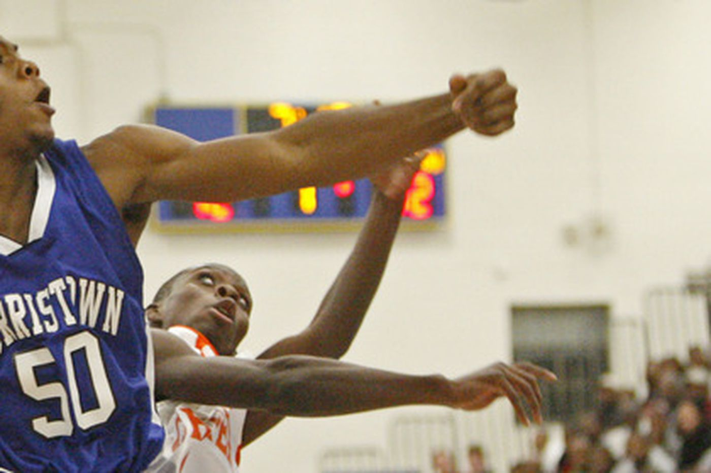 Chester pulls away from Norristown