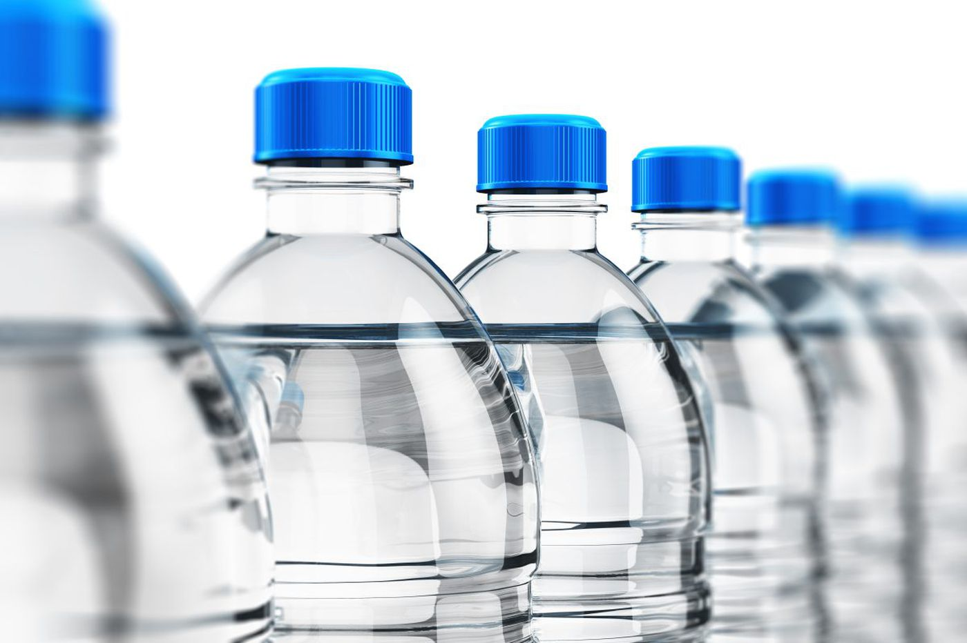 Are you drinking tiny plastics in that bottled water?