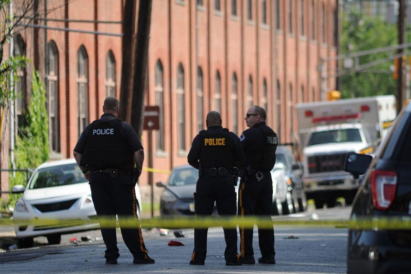 Gunmen ID'd in Trenton arts festival shooting that left 1 dead, 22 injured