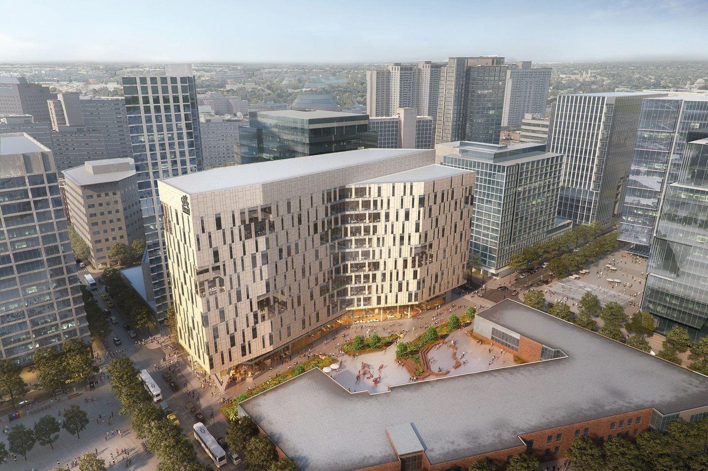 Drexel nursing and health school to move from Center City to new tower planned at former University City High site