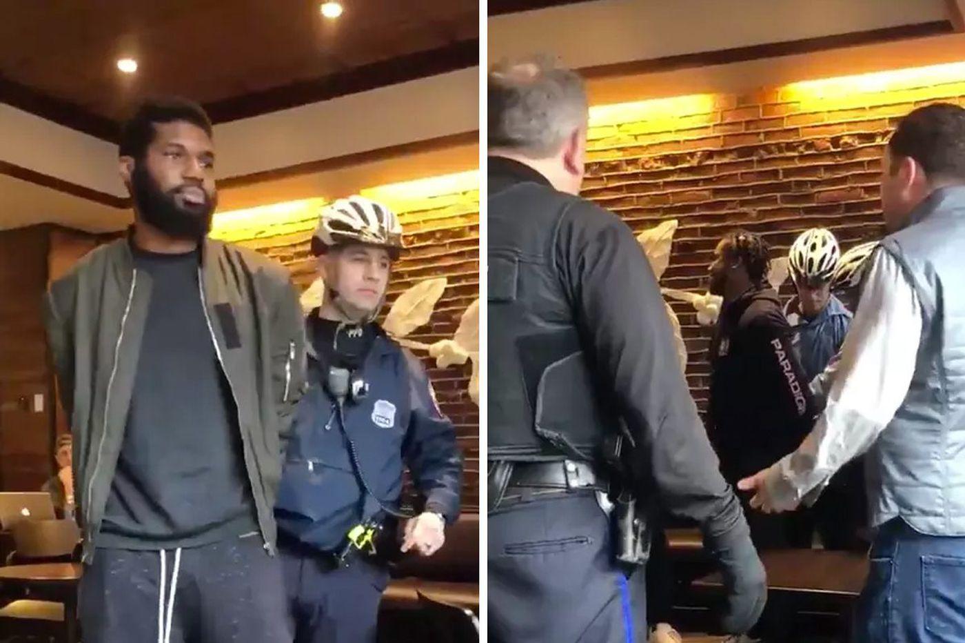 What happened at Starbucks in Philadelphia?