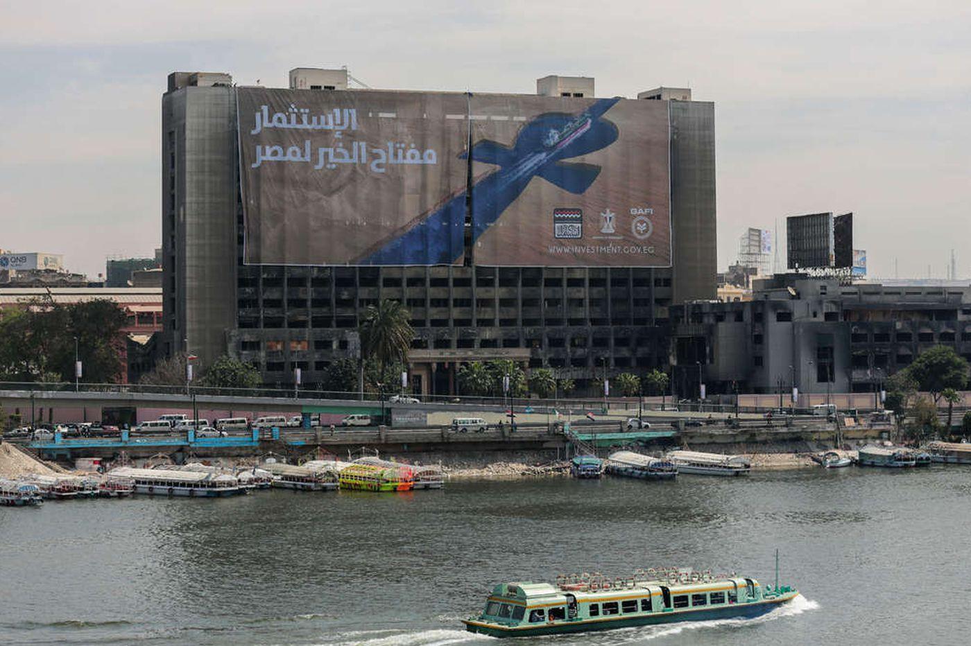 Egypt's allies pledge billions in financial aid