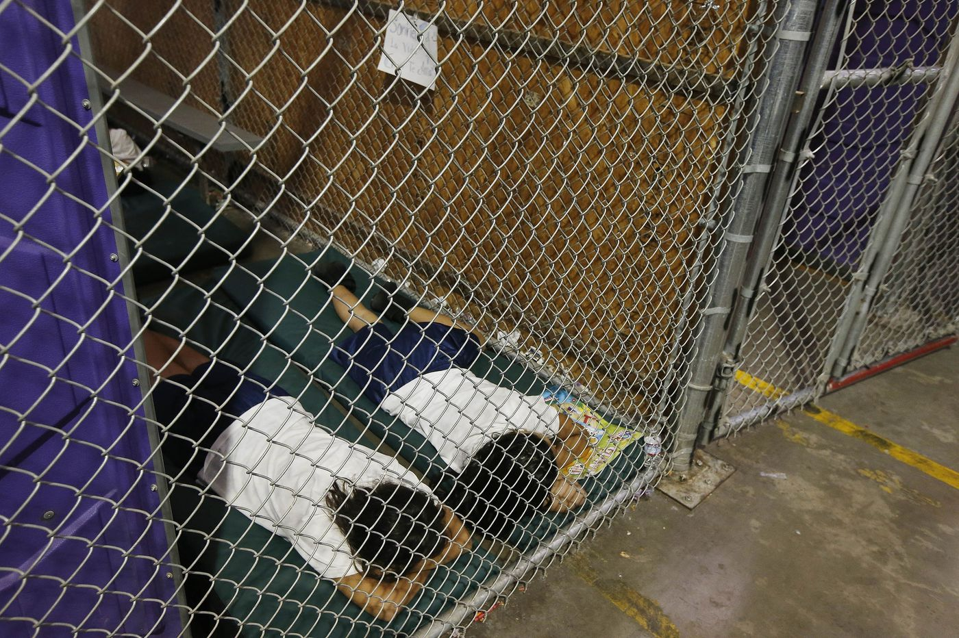 Some of the pictures of border kids that haunt me most are from 2014. Here's why | Will Bunch