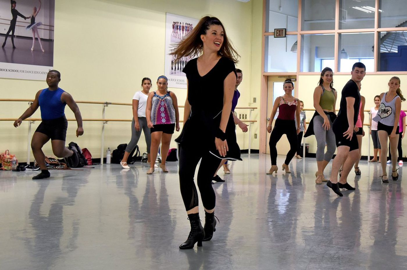 Three things I learned at Thursday's 'Wicked' Broadway master class