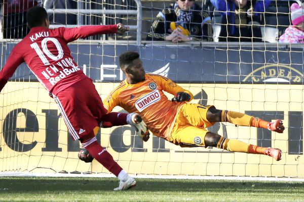 Kaku penalty kick deals Union 1-0 loss to New York Red Bulls in home finale